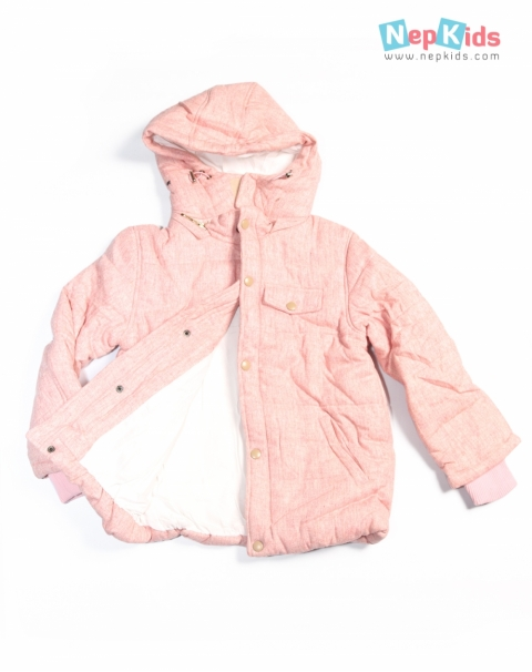 Resume Thick and Warm Jacket for Girls Kids