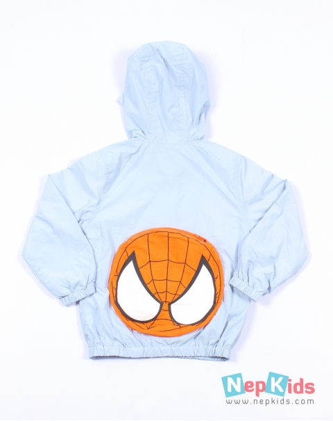 High quality Unisex Windcheater Featuring Spider Man