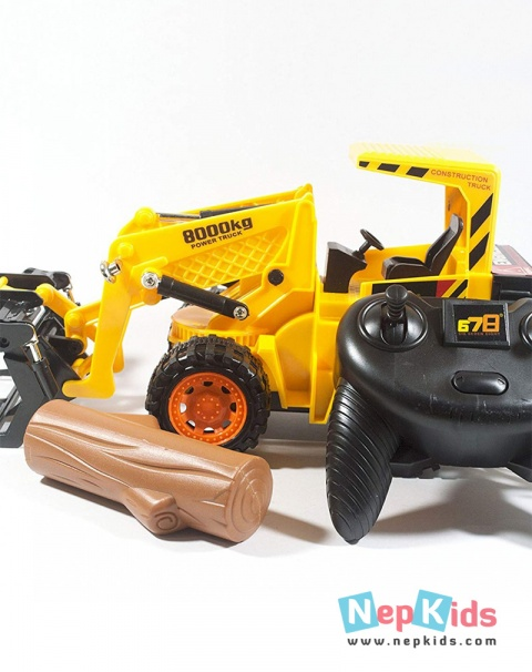 Remote Control Dozer for Kids, Children
