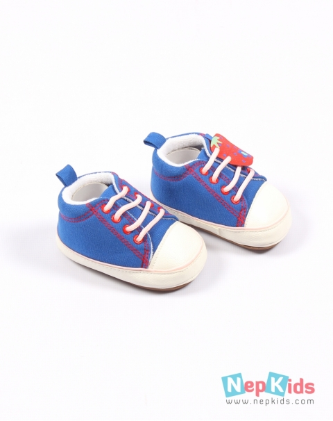 289af2cd5191 Just Kids Cute Blue Slip on Shoes for Baby Boy - 6 to 12 months ...